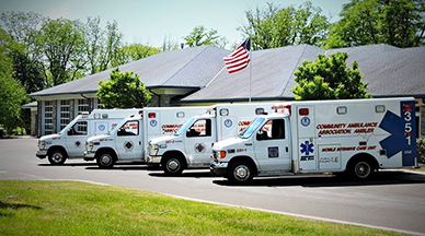 75th Anniversary Celebration - Ambler Ambulance @ Community Ambulance Association of Ambler | Ambler | Pennsylvania | United States